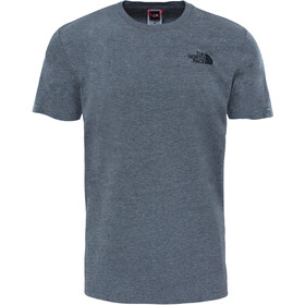 The North Face Redbox Camiseta Manga Corta Hombre, tnf medium grey heather